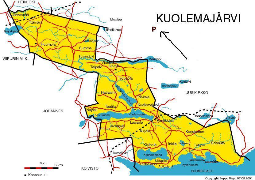Kannaksen Kartta